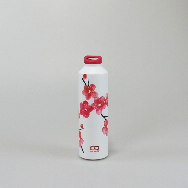 Insulated bottle, Graphic Blossom, Japan-Style